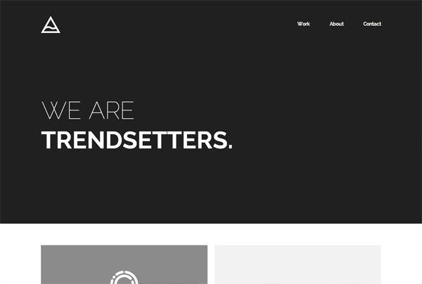 5 současných trendů ve webdesignu