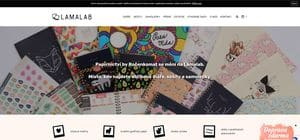 tvorba webu a eshopu - Lamalab