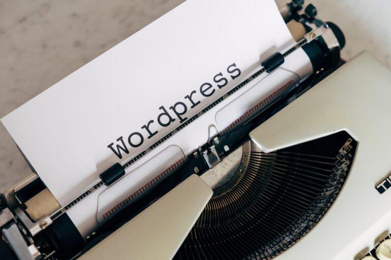 Jak začít používat WordPress